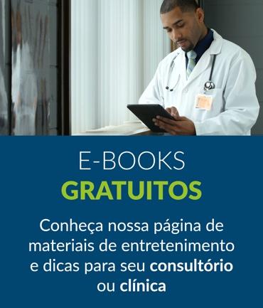 Diversos materiais com dicas de gestão de clínicas e consultório, entreterimento e muito mais!