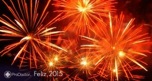 O tempo voa. Adeus 2014. Bem-vindo 2015!