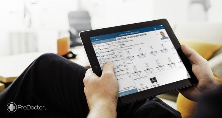 O sonho virou realidade: ProDoctor para iPad e iPhone