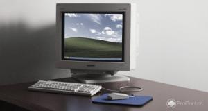 Por que não devo continuar a usar o Windows XP?