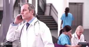 Você é produtivo em seu trabalho, doutor?