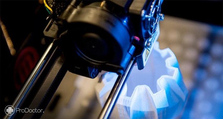 Impressoras 3D: futuro da medicina