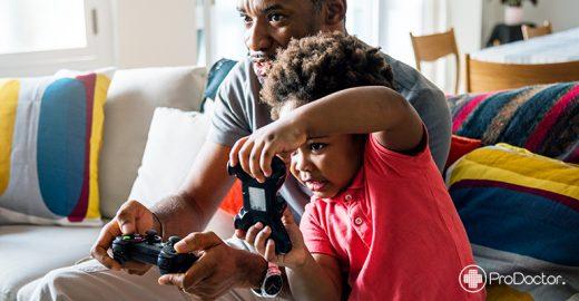 Jogos podem reduzir sintomas do déficit de atenção