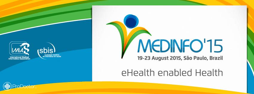15º Congresso Mundial de Saúde e Informática Biomédica
