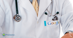 Médico x Dr. Google