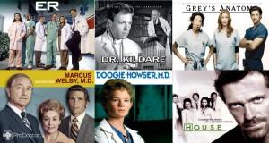 Seriados médicos: Você foi inspirado por algum deles?