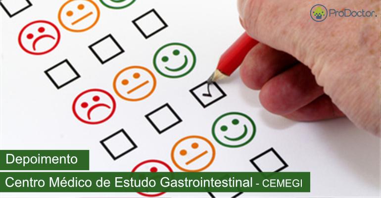 Centro Medico de Estudo Gastrointestinal - CEMEGI