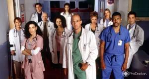 Plantão Médico (ER) – Seriados Médicos