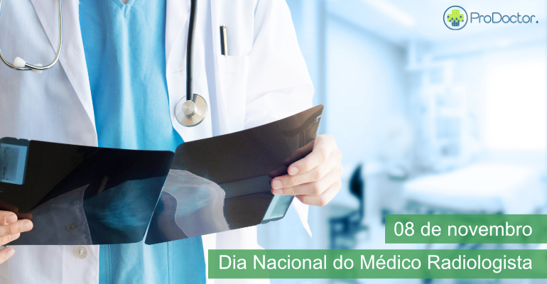 Dia Nacional do Medico Radiologista