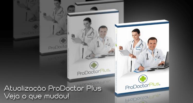 Compilação 26: Atualize o seu ProDoctor Plus