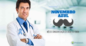 Novembro Azul combate Câncer de Próstata