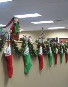 Como decorar meu consultório para o Natal