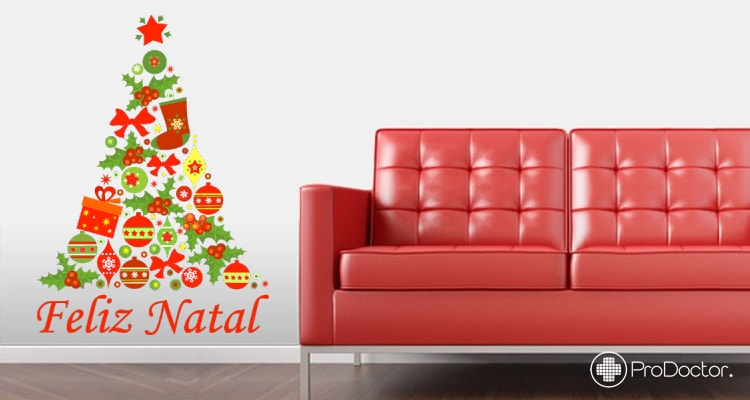 Decoração de Natal para Consultórios e Clínicas Médicas