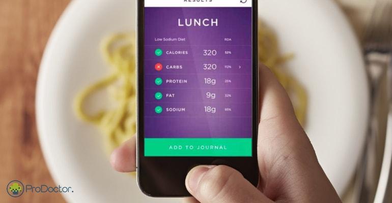 Para seu paciente não passar da conta na dieta. O prato inteligente dá o alerta