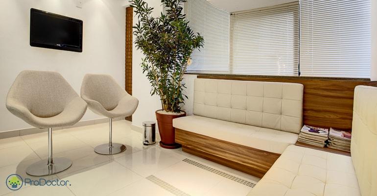 Arquitetura e decoração de clínicas e consultórios médicos