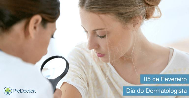 Dia do dermatologista - Aplicativos para Dermatologistas e seu pacientes