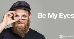 Be My Eyes – Aplicativo permite ser os olhos de um deficiente visual