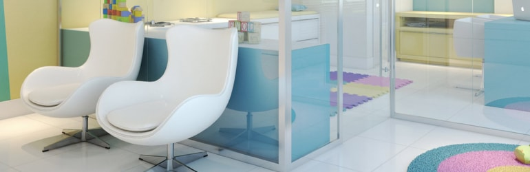 Mobília Clínica Pediatria
