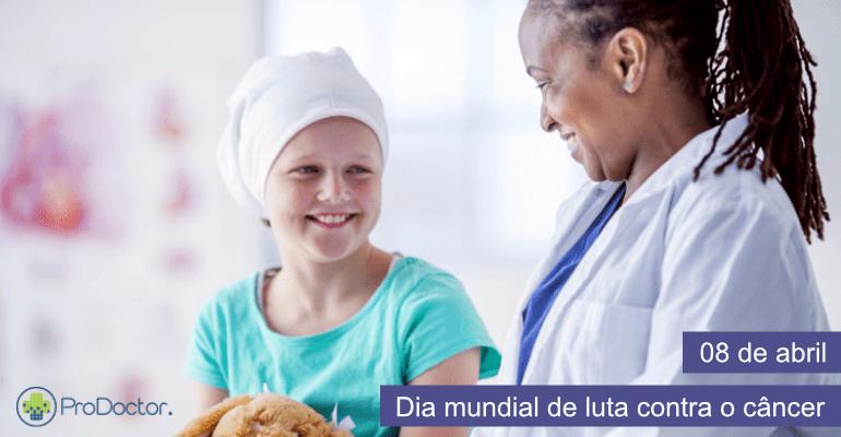 Dia mundial de luta contra o câncer