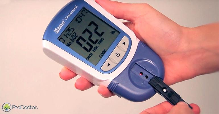 Inovação com monitor de colesterol - Hospitalar 2016