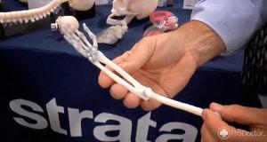Impressora 3D é destaque da Stratasys – Hospitalar 2016