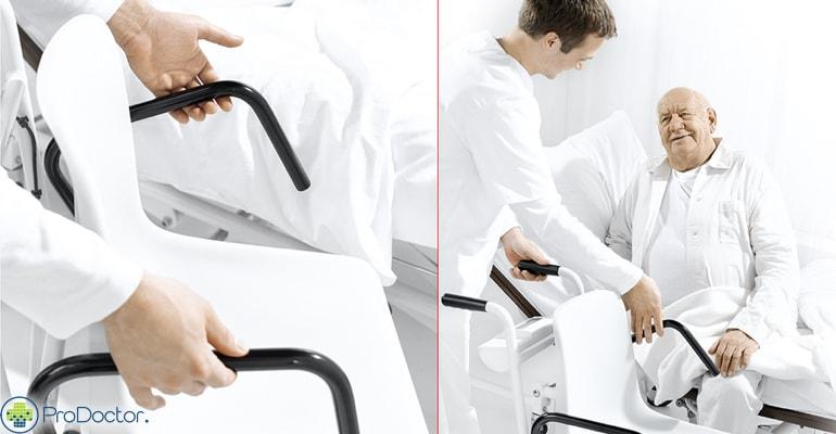 Balanças e sistemas de medição médicos - Hospitalar 2016