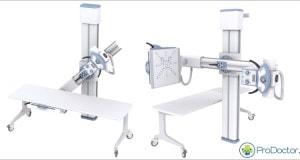 Imagens radiográficas em alta resolução e menor tempo de exposição  – Hospitalar 2016