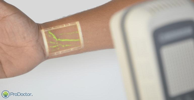 primeiro scanner localizador de veias portátil fabricado no Brasil