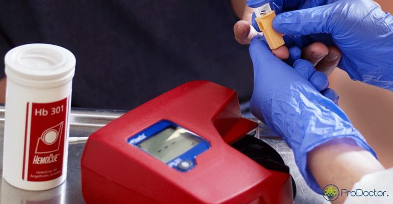 Novo software agiliza a triagem de anemia - Hospitalar 2016