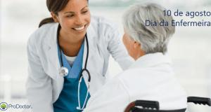 10 de agosto: Dia da Enfermeira