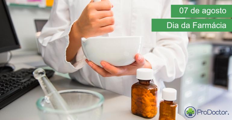 05 de agosto: Dia da Farmácia!