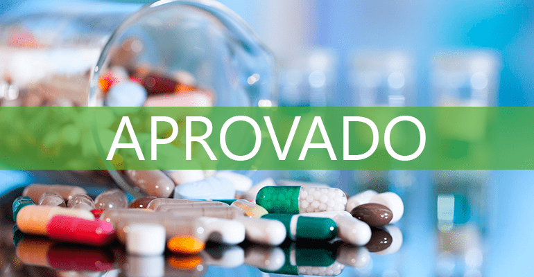 medicamentos aprovados