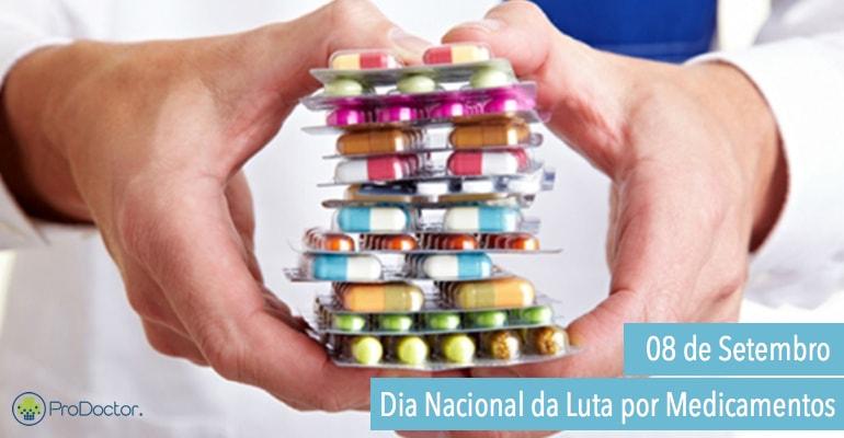 Dia Nacional da Luta por Medicamentos