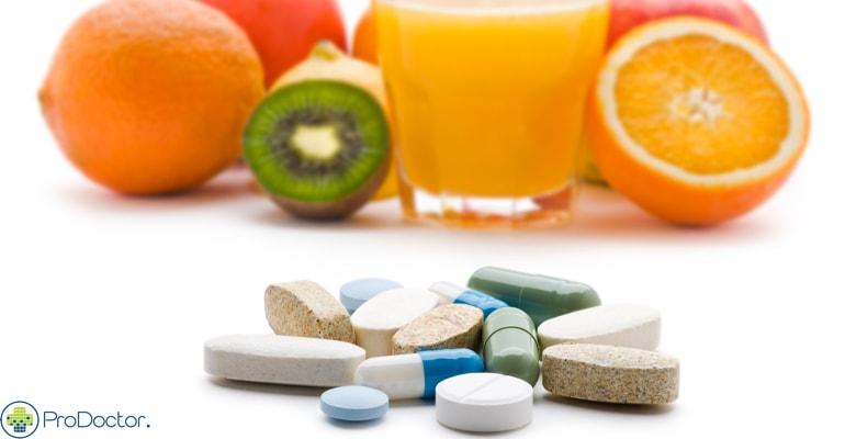 Interações entre medicamentos e alimentos