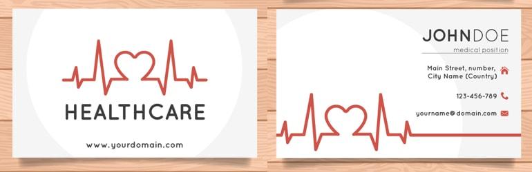 A importância dos cartões de visita para os médicos