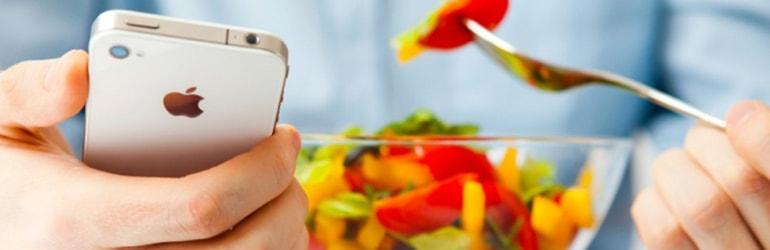 Aplicativos que ajudam a perder e controlar o peso