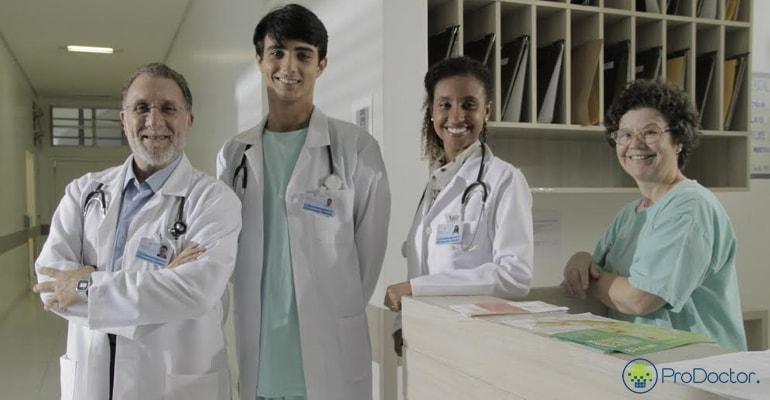 Websérie Nascidos para Medicina, um retrato da vida real