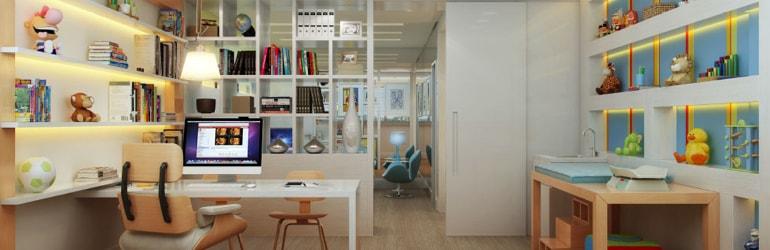 9 dicas de decoração para consultórios e clínicas de pediatria