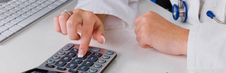 Calcular preço consulta médica