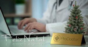 A ProDoctor Software deseja a todos um Feliz Natal!