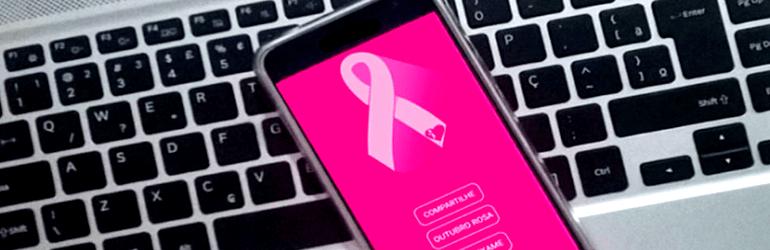 Aplicativos que ajudam na prevenção e tratamento do Câncer de mama