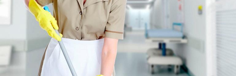 Limpeza de Consultórios e Clínicas Médicas com materiais biodegradáveis