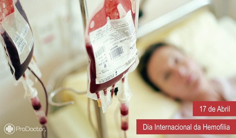 Aplicativos para pacientes com Hemofilia