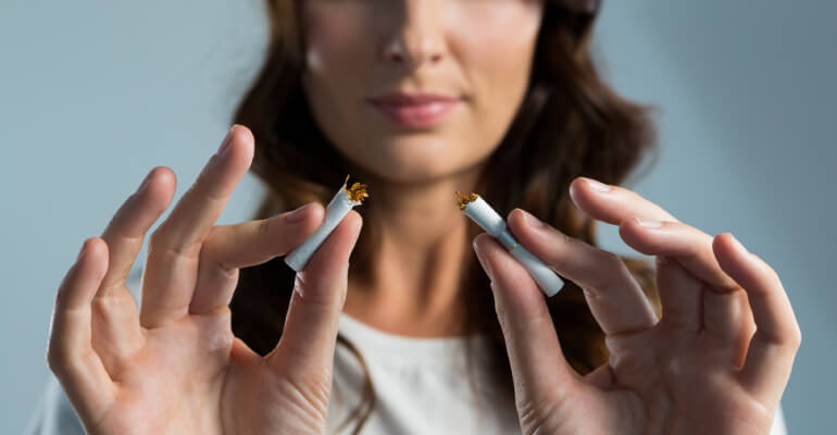Alguns aplicativos podem ajudar voce a parar de fumar