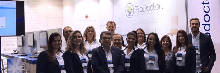 Equipe ProDoctor Hospitalar 2017