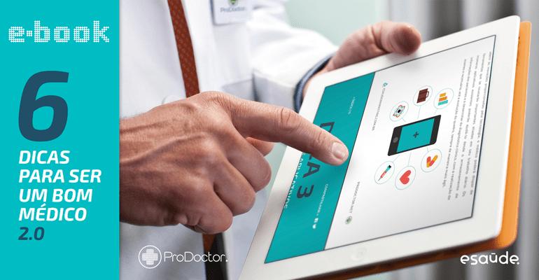 e-book como ser um bom médico 2.0