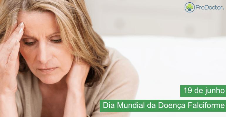 Dia Mundial da Doença Falciforme