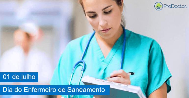 Dia do Enfermeiro de Saneamento