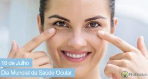 Dia Mundial da Saúde Ocular