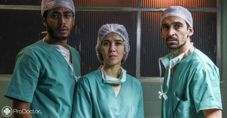 'Sob Pressão': nova série médica da Globo